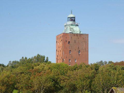 De toren op Neuwerk. Foto: Foto Fitis