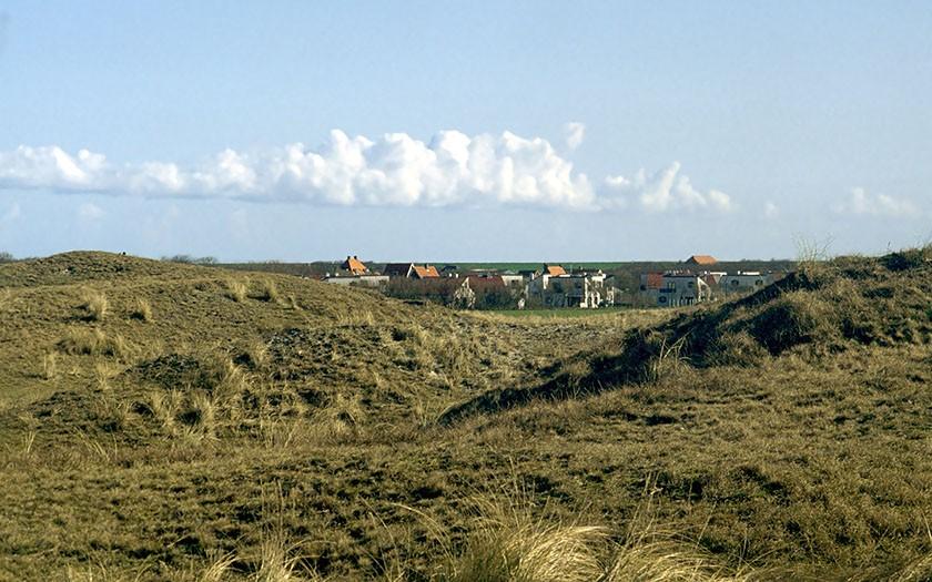 Hanenplas Eierlandse Duinen Texel (Foto: www.fotofitis.nl)