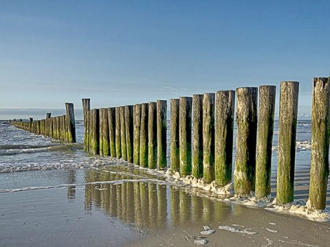 Wangerooge, foto Rainer Nicolai via www.Flickr.com