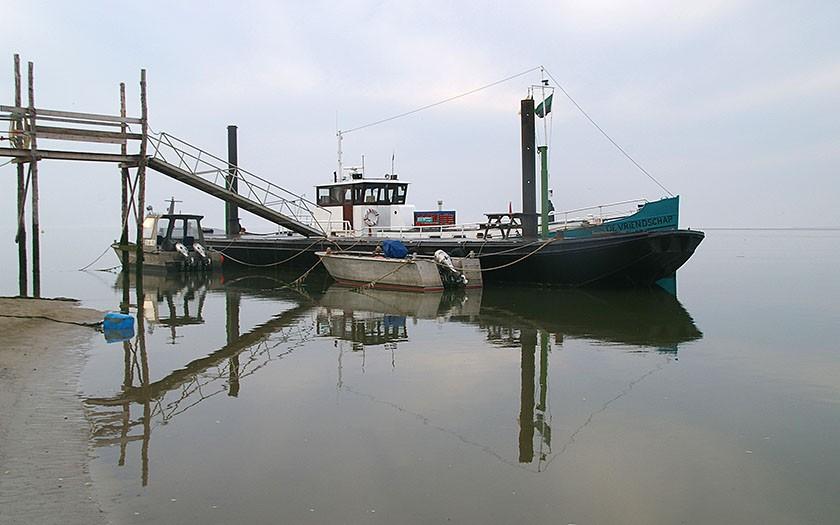 De Vriendschap - veerboot naar Vlieland vanaf Texel