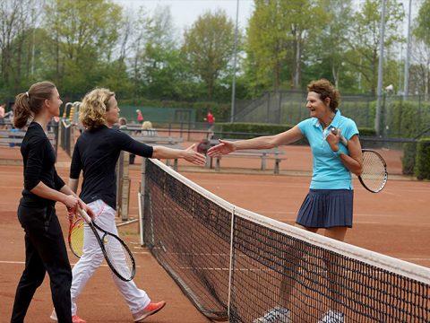 tennisclub Tulip: sponsor van Ecomare