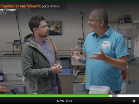 Conservator Arthur Oosterbaan over sardines in de Keuringsdienst van Waarde