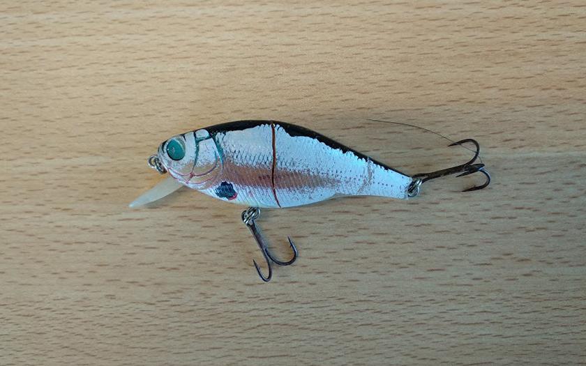 plug - imitatievis voor roofvisserij