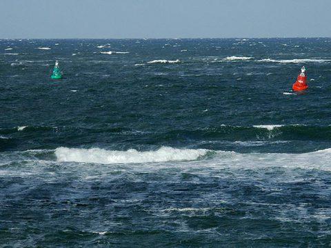 Noordzee vanaf het strand